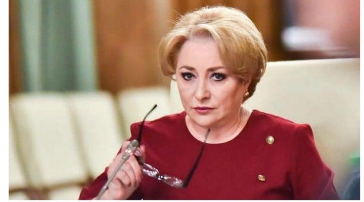 """Viorica Dăncilă, o nouă gafă!  """"Eu sper ca în acest sex..."""" În plină ședință CEX a Partidului Social Democrat 1"""
