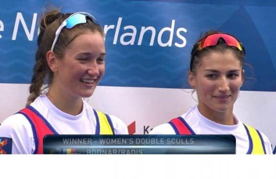 FELICITARI! O medalie de aur şi una de bronz pentru România, la Cupa Mondială de la Rotterdam 38