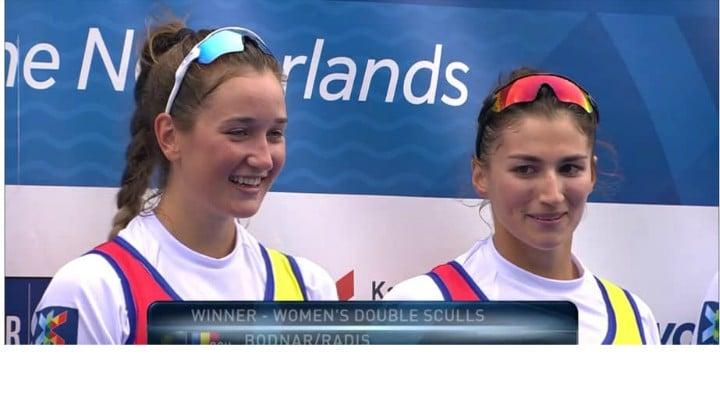 FELICITARI! O medalie de aur şi una de bronz pentru România, la Cupa Mondială de la Rotterdam 1