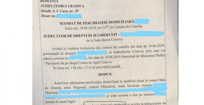 """Document. Procuroarea ajunge la închisoare? Toni Neacșu, avocat în dosarul lui Liviu Dragnea, despre Sorina: """"Adopția minorei în SUA este perfect legală, reținerea ei de către asistenții maternali era nelegală la acel moment ...Problema reală este modalitatea în care procurorul învestit cu o plângere penală a înțeles să..."""" 9"""