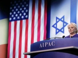 """Liviu Avram: """"Oh, my God, Regina Viorica I dă înapoi: EA, Guvernul EI, țara EI, poporul EI nu mai mută ambasada României de la Tel Aviv la Ierusalim, ci așteaptă o discuție constructivă cu președintele Iohannis.  Doamne, sper ca lumea civilizată să ..."""" 4"""