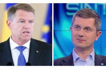 """Cristian Ghinea (USR), atac la Klaus Iohannis: """"Vrem un președinte full time. Vreau un președinte care să nu mai dea niciodată o șansă PSD-ului. Țin minte cât de șocați am fost când președintele Iohannis a anunțat că """"mai dă o șansa PSD."""" Două guverne Dragnea picaseră. Ne bătuserăm cu ei in strada, ne bătuserăm cu ei în Parlament, ne bătuserăm cu ei ..."""" 5"""