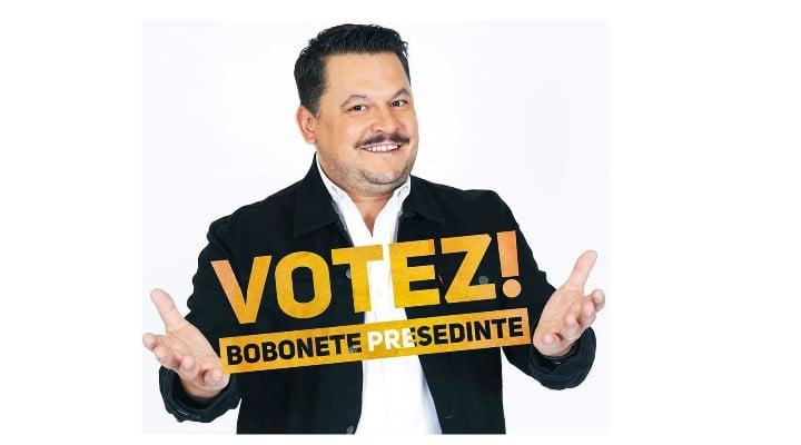 "Votezi? Bobonete Mihai, președintele României? ""Mai fac fo doua, trei sezoane de Las Fierbinti si abia atunci ..."" 1"