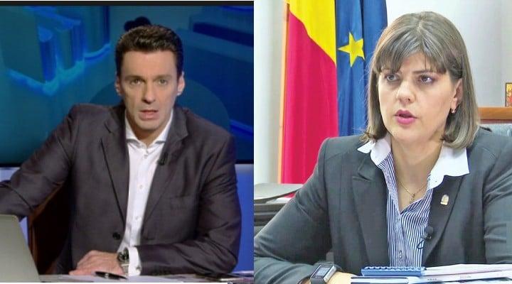 """Reacția lui Mircea Badea după ce Kovesi a fost pusă sub acuzare: """"Eu cred că Kovesi va intra la pușcărie. Trebuie să umfle pușcăria tot restul vieții sale. A făptuit penal ..."""" 1"""