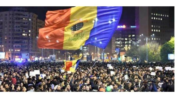 1 milion de români din străinătate sunt chemați în țară la un mega-protest! 1