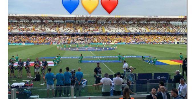 FELICITĂRI! Naționala de Tineret  a României, Victorie fabuloasă în fața Angliei! România la un pas de semifinale! 9