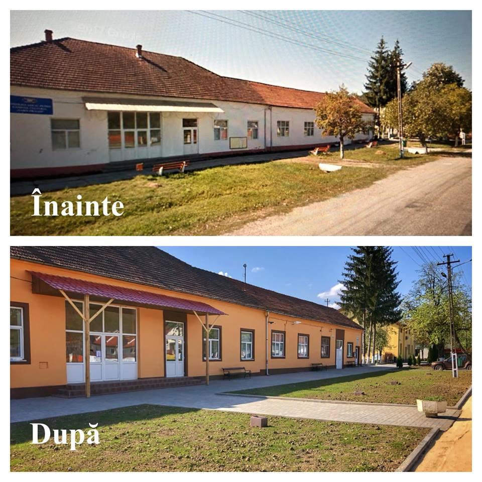 """Primarul care a reușit! Irina Onescu: """"Centrul Petrișului s-a transformat radical!Împreună cu colegii din primărie am reamenajat peisagistic zona, am pavat trotuarul pietonal, am extins..."""" 2"""