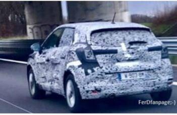 (Foto) Primele imagini spion cu noua Dacia Sandero 17