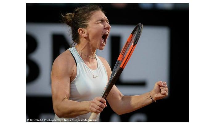FELICITĂRI! Simona Halep, VICTORIE! S-a calificat în FINALA de la Roland Garros! 1