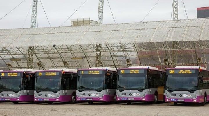 Brașovul ca Bucureștiul. Autobuz nou din Turcia defect. Doar Clujul a fost deștept, a cumpărat Mercedes. Fără defecte 5