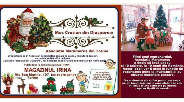 """O româncă din Italia, cadouri de Crăciun pentru 446 de copii nevoiași din România. Solomon Liliana: """"Sunt doar un OM !Nu perfect, nu cel mai bun, nu cel mai frumos, ci normal. Un om care regretă cuvinte spuse la nervi si greșeli făcute cândva...Un om care greseste si-i pare rău, dar când spune..."""" 5"""