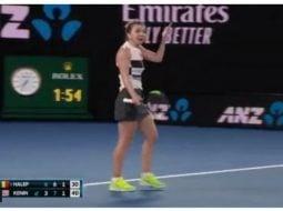"""Simona Halep, nervi la Australian Open. """"Vai de steaua voastră, degeaba stați acolo!"""" 7"""