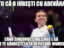 Ambasada Suediei din România, încă un mesaj superb pentru Simona Halep, după înfrângerea de la Doha 16