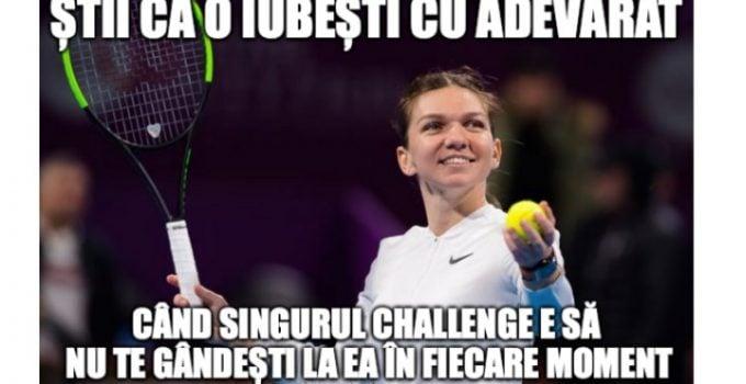 Ambasada Suediei din România, încă un mesaj superb pentru Simona Halep, după înfrângerea de la Doha 1
