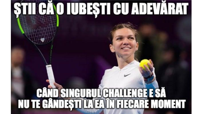Ambasada Suediei din România, încă un mesaj superb pentru Simona Halep, după înfrângerea de la Doha 2