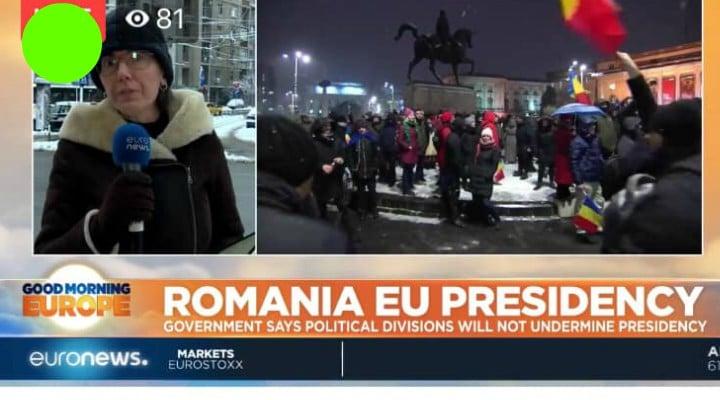 """Anca Simina: """"Euronews și-a deschis azi matinalul - """"Good morning, Europe"""" - cu știrea despre România..."""" Dragos David: """"Când am împlinit 100 de ani cele mai frumoase urări, în limba română, le-am primit de la un polonez! Mulțumesc Donald Tusk! Dziękuję, panie Donald Tusk!"""" 1"""