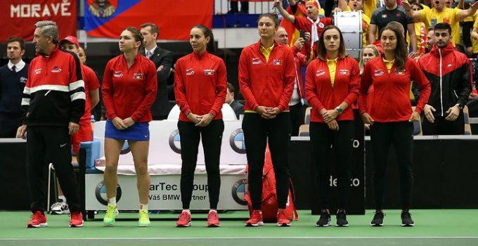 """C.T. Popescu: """"Begu și Niculescu au făcut cel mai bun meci de dublu feminin românesc din istorie ... Rar am văzut două ființe omenești care să se completeze în acest fel, să se ajute, să fie la un moment dat o singură ființă. Au fost momente în care..."""" 5"""