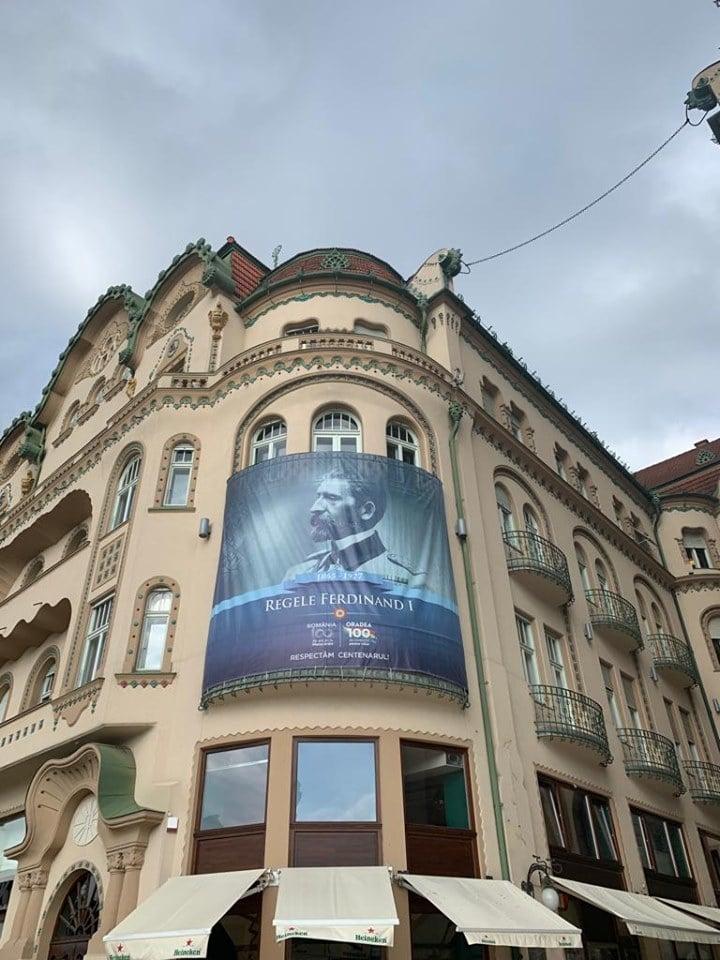 """(Foto) Rares Bogdan: """"Trebuie să vizitați Oradea, oameni buni! Eu, care am văzut cele mai importante orașe din această lume, sunt uluit! Aveți aici fapte, dovezi că se poate! Când pui inima la treabă, când ..."""" 7"""
