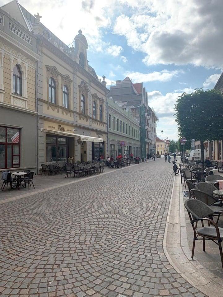 """(Foto) Rares Bogdan: """"Trebuie să vizitați Oradea, oameni buni! Eu, care am văzut cele mai importante orașe din această lume, sunt uluit! Aveți aici fapte, dovezi că se poate! Când pui inima la treabă, când ..."""" 4"""