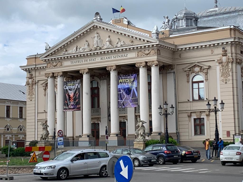"""(Foto) Rares Bogdan: """"Trebuie să vizitați Oradea, oameni buni! Eu, care am văzut cele mai importante orașe din această lume, sunt uluit! Aveți aici fapte, dovezi că se poate! Când pui inima la treabă, când ..."""" 2"""