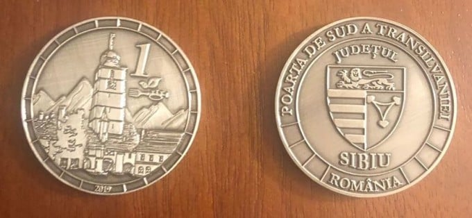Primul oraș din România care își va lansa monedă proprie 1