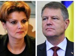 """Olguța Vasilescu râde de Klaus Iohannis. """"Eu zic să-l lăsăm pe preşedinte să şadă şi să cujete liniştit, aşa cum cujetă dumnealui de fiecare dată...aşteptăm să fie în sfârşit bărbat hotărât, să vină să spună care..."""" 12"""