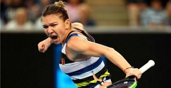 """Simona Halep, primele declarații după victoria cu Venus. """"Nu pot să continui singură la acest nivel, mă voi gândi la un antrenor după acest turneu. Acum vreau să..."""" 1"""