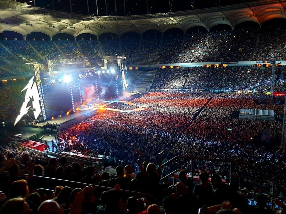 """Respect. Metallica donează 250.000 de EURO pentru Spitalul de Oncologie și Radioterapie Pediatrică. Adriana : """"Bravo, artiștilor! """"Pensiile speciale"""" nu pot lua exemplul lor, că au cheltuieli mari la întreținere (vile, mașini, menajere, copii, nepoți, amante, neveste)....."""" 5"""