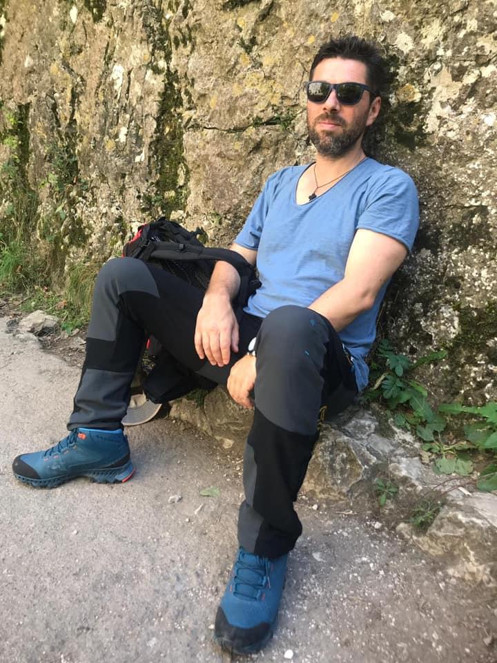 """(Foto) Alex Dima: """"Am avut de ales. Concediu in România sau in altă țară. Oricare. Am ales România. Si pana acum nu-mi pare rău.Chiar avem locuri de vis. ROMANIA, TE IUBESC!"""" 2"""