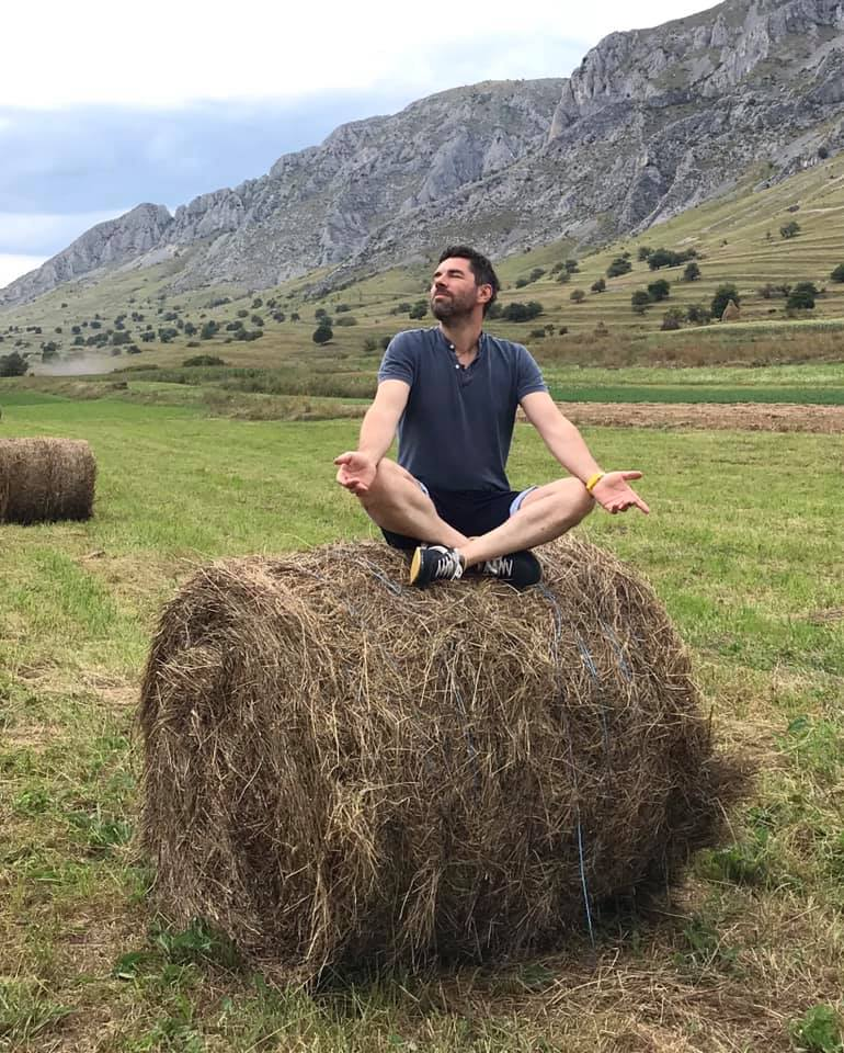"""(Foto) Alex Dima: """"Am avut de ales. Concediu in România sau in altă țară. Oricare. Am ales România. Si pana acum nu-mi pare rău.Chiar avem locuri de vis. ROMANIA, TE IUBESC!"""" 3"""