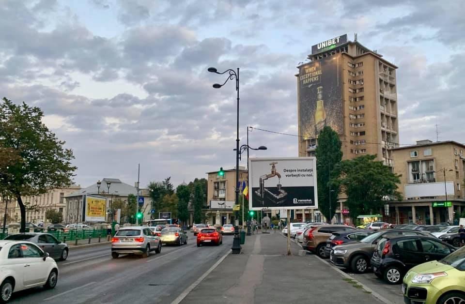 """Violeta: """"Numai Viorica Dăncilă are curajul să pună un panou vizibil doar din contrasens pe o stradă cu 3 benzi de sens unic"""" 1"""