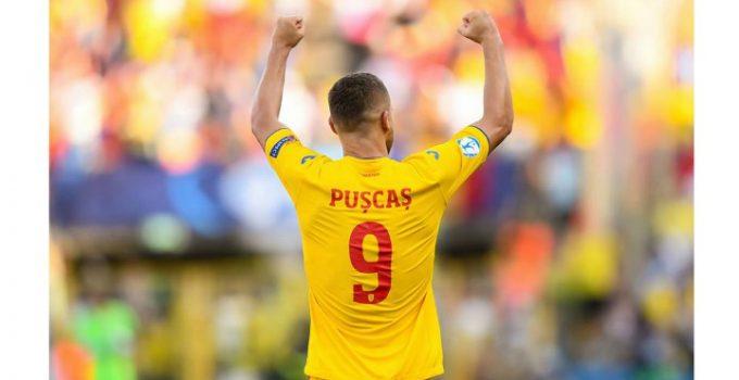 """George Pușcaș: """"Suntem mândri de NOI! De România, de noi, cei din teren, si voi toți care ne-ați susținut! Am fost o ECHIPA!  Plecam de la Euro inainte de finala, dar ne vom intoarce mai puternici. Acum stim ca ..."""" 11"""