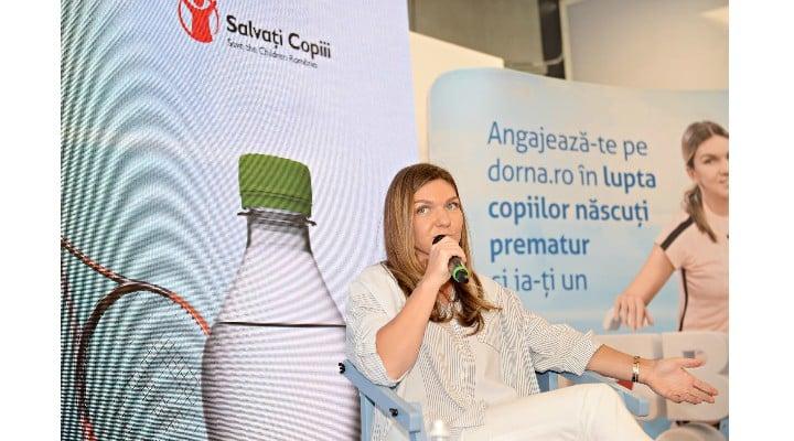 (Foto) Prima apariție publică a Simonei Halep după evenimentele de la Arena Națională. Ce a declarat tenismena 4