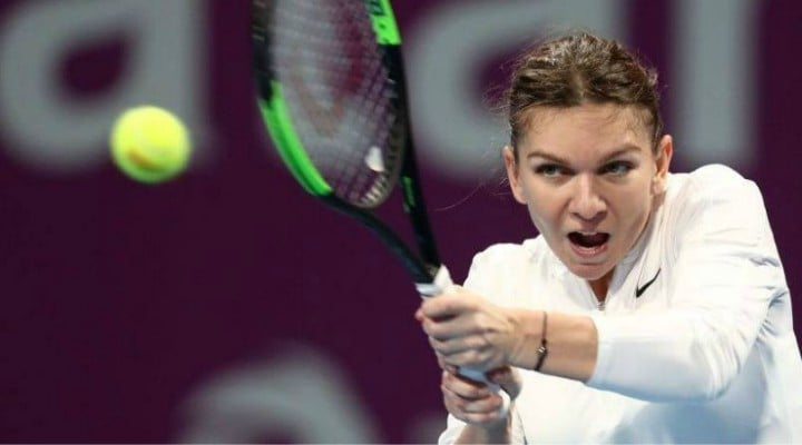 Succes! Simona Halep joacă astăzi finala Qatar Open 2019 de la Doha 1