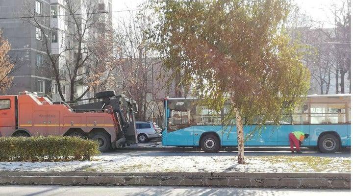 Brașovul ca Bucureștiul. Autobuz nou din Turcia defect. Doar Clujul a fost deștept, a cumpărat Mercedes. Fără defecte 3