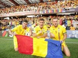 Ce scrie presa din străinătate după calificarea României în semifinalele CE de tineret 4