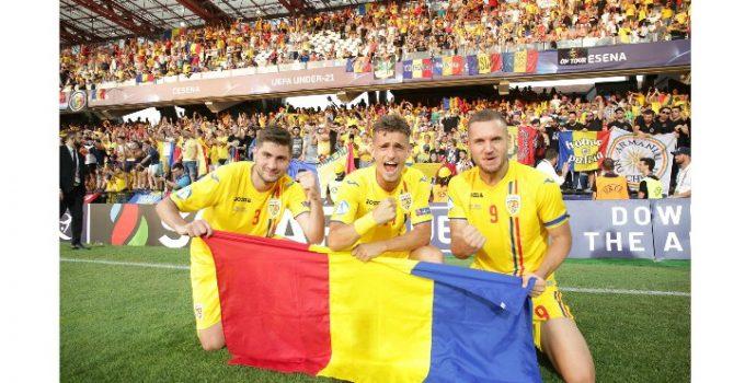 Ce scrie presa din străinătate după calificarea României în semifinalele CE de tineret 3