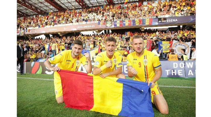 Ce scrie presa din străinătate după calificarea României în semifinalele CE de tineret 1