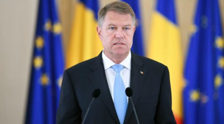 """Klaus Iohannis: """"M-am săturat de atâția penali și infractori în vârful politicii românești; dacă vrem altceva, trebuie să acționăm 1"""