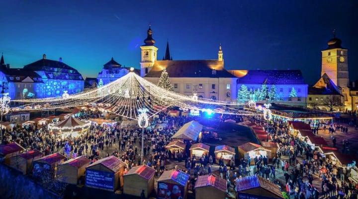 Cel mai frumos Târg de Crăciun din România se deschide vineri. Surprizele organizatorilor 1