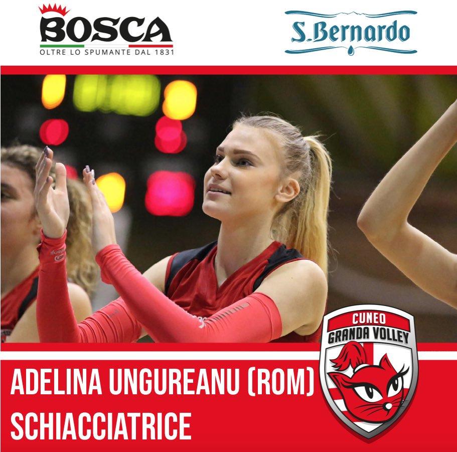 """(Foto) Cea mai frumoasă voleibalistă din România s-a transferat la Bosca S. Bernardo Cuneo din Italia. """"Este un lucru extraordinar pentru mine"""" 2"""