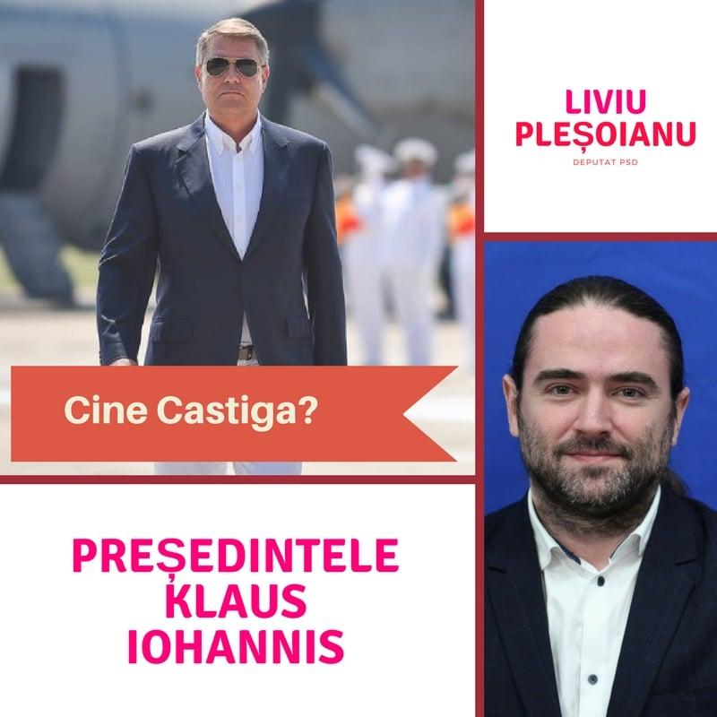 Cine câștigă? Klaus Iohannis sau Liviu Pleșoianu, la alegerile prezidențiale din România? 1