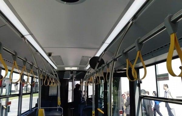 (Foto) Autobuze noi la București, Cluj și Brașov. Care sunt mai frumoase? 8