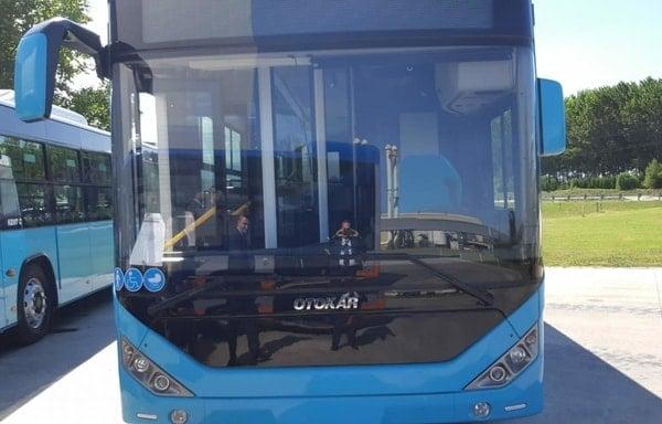 (Foto) Autobuze noi la București, Cluj și Brașov. Care sunt mai frumoase? 1