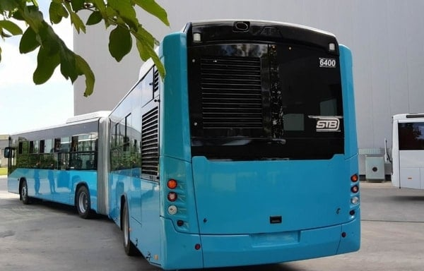 (Foto) Autobuze noi la București, Cluj și Brașov. Care sunt mai frumoase? 5