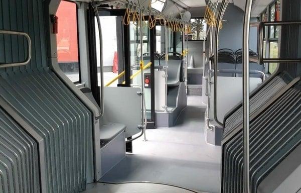 (Foto) Autobuze noi la București, Cluj și Brașov. Care sunt mai frumoase? 6