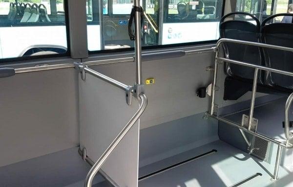 (Foto) Autobuze noi la București, Cluj și Brașov. Care sunt mai frumoase? 7