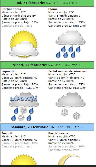 Meteo: Un val de aer polar îngheaţă România. Cum va fi la Cluj, Brașov, București, Timișoara, Iași, Sibiu 1