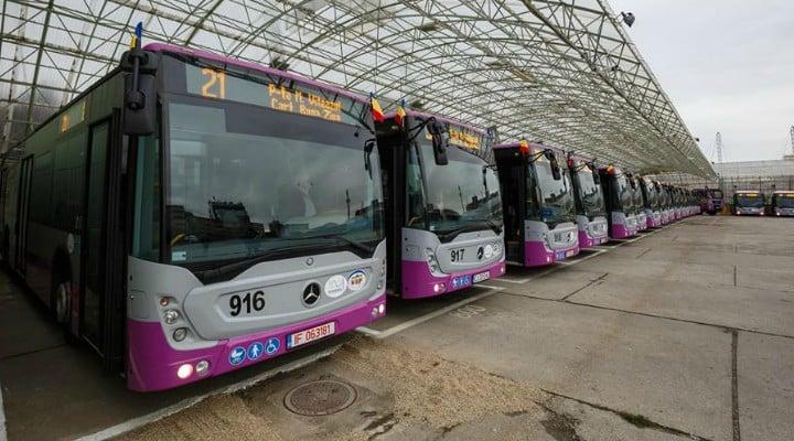 Brașovul ca Bucureștiul. Autobuz nou din Turcia defect. Doar Clujul a fost deștept, a cumpărat Mercedes. Fără defecte 4