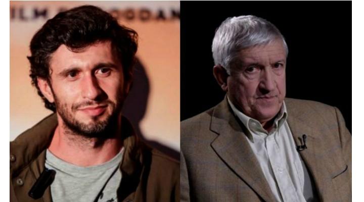 """Update. Dragoș Bucur îl contrazice pe Mircea Diaconu: """"A dormit în cabină, împreună cu băiatul dânsului, nu în holul teatrului din Viena. Fiul său ..."""" 1"""